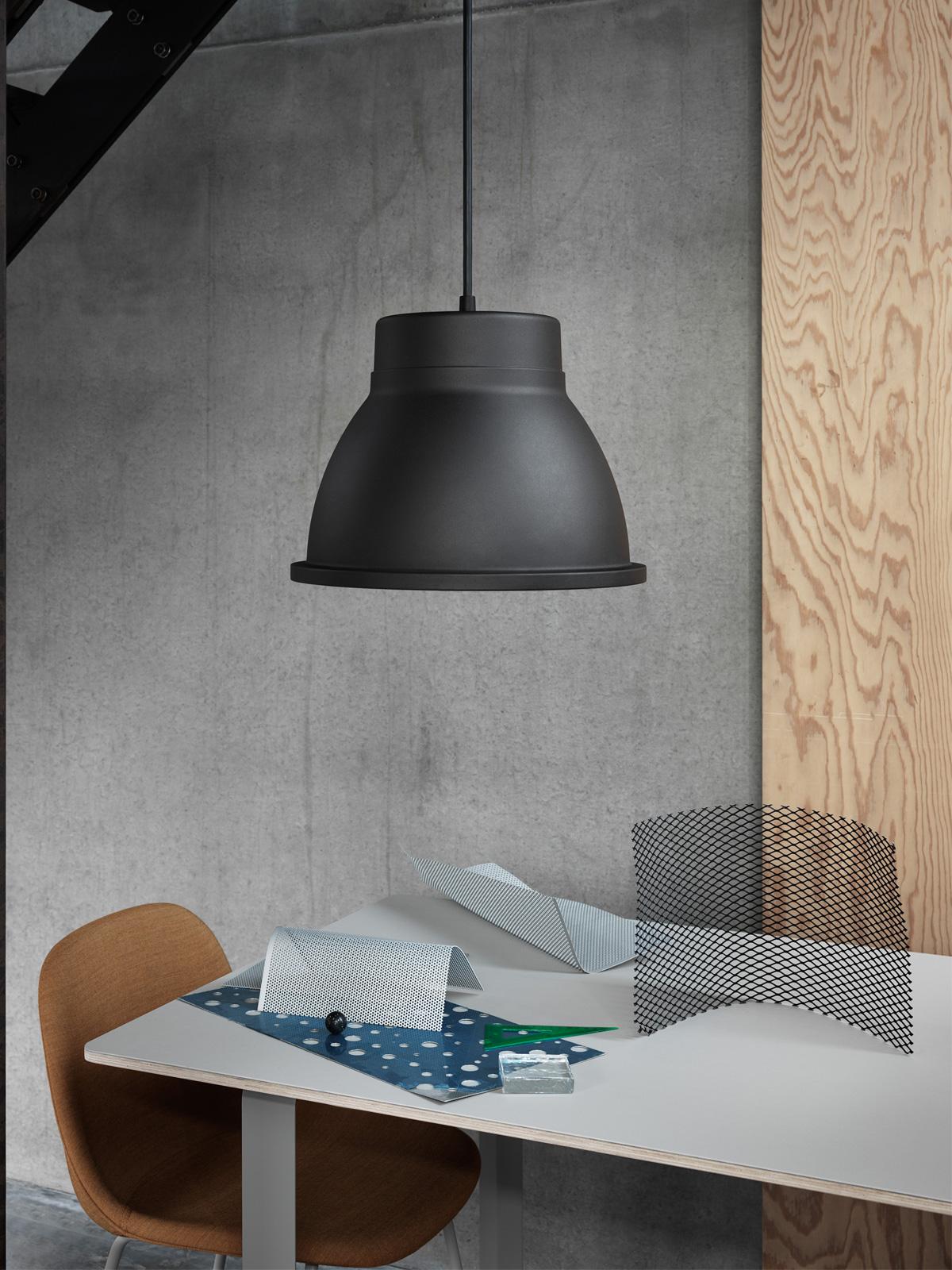 Pendelleuchte Studio in Schwarz von Muuto DesignOrt Onlineshop
