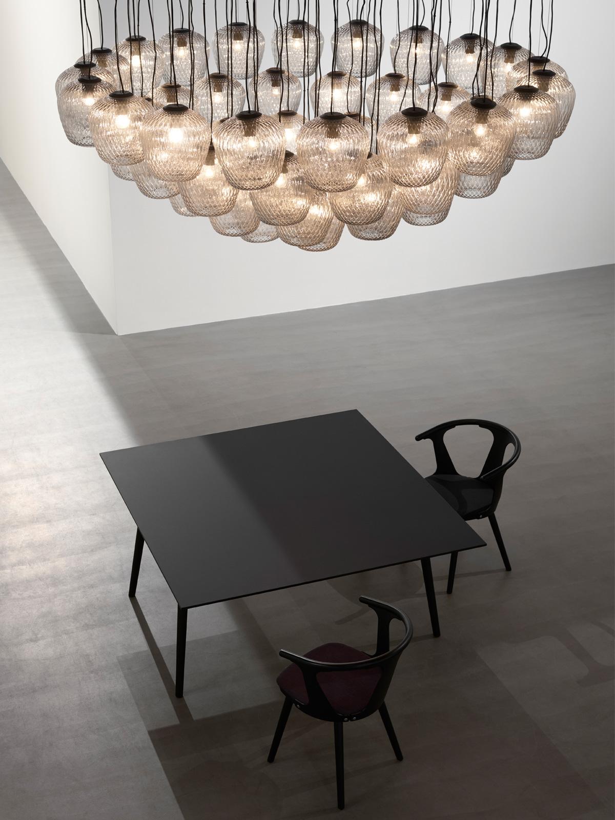 Blown Configuration &tradition #kronleuchter #chandelier #glas
