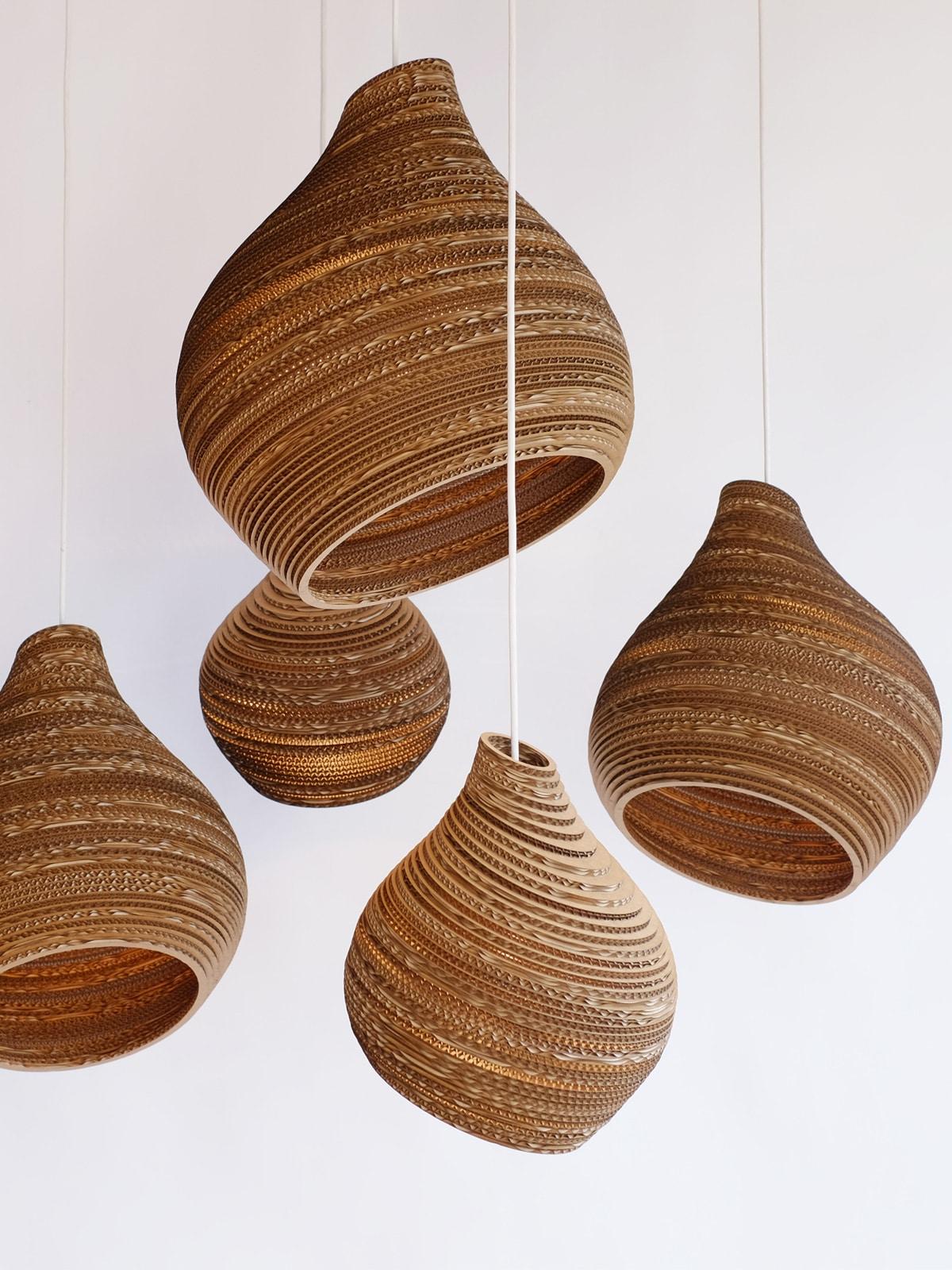 Cluster Five Pendelleuchte Designerlampen