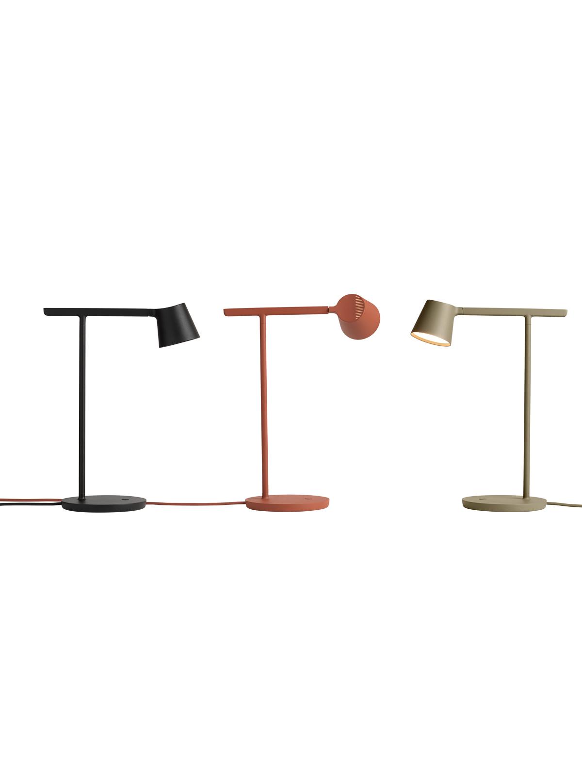 Tischlampen TIP von Muuto