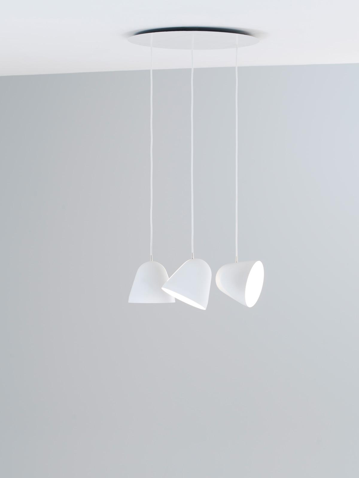 Abdeckung für mehrere Tilt Lampen Mehrfachbaldachin