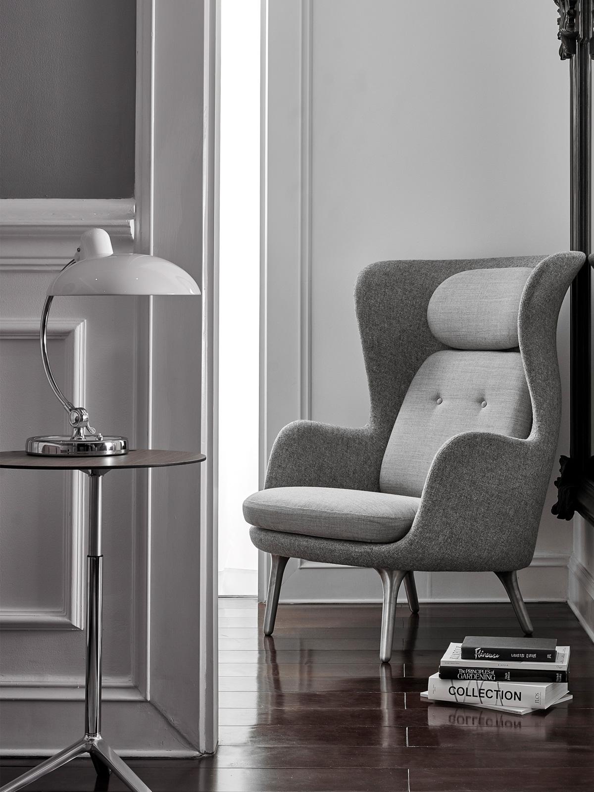 Kaiser Idell T Luxus Fritz Hansen Tisch Lampe