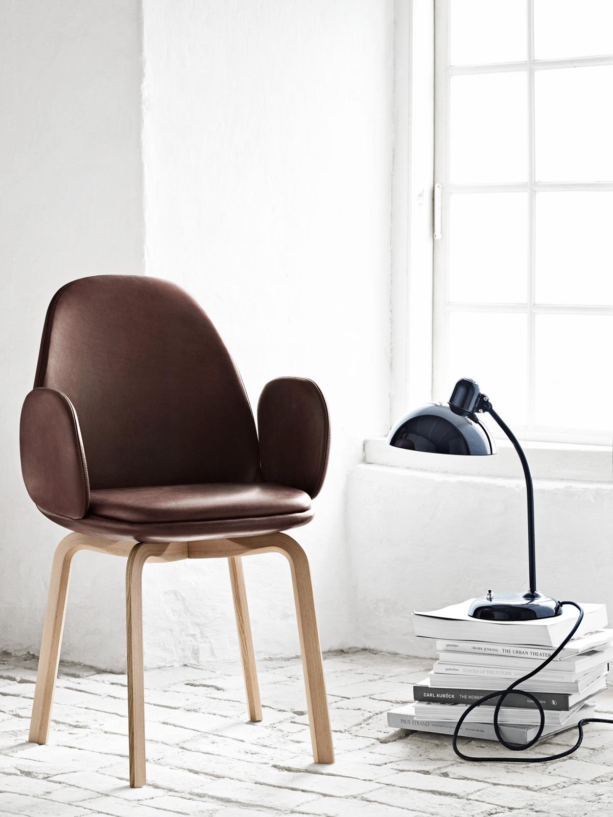 DeisgnOrt Lampenblog: Tischleuchte im Bauhaus Stil von Fritz Hansen