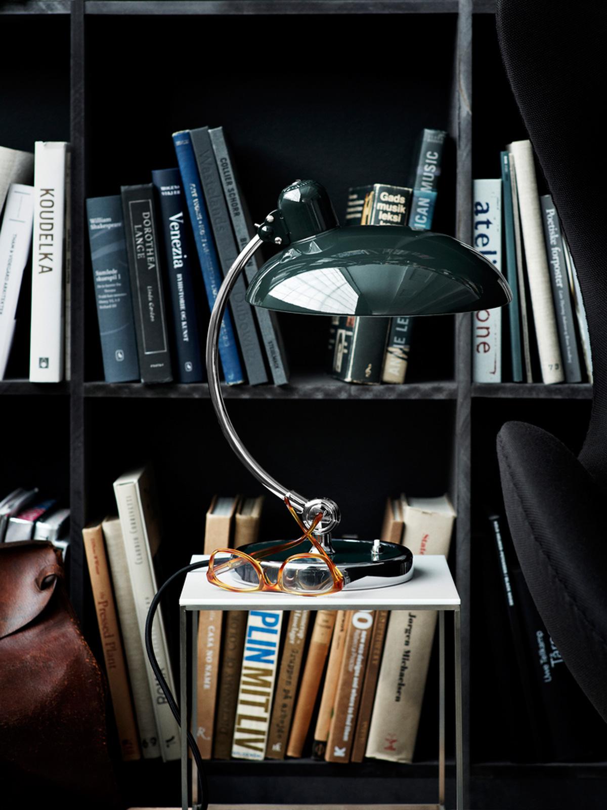 DesignOrt Lampenblog: Kaiser - eine Lampenfamilie stellt sich vor Kommissarleuchte Luxus 6631-T