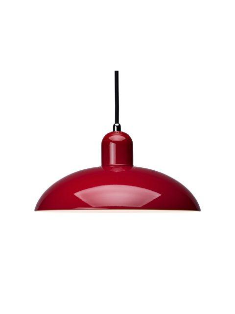 Kaiser-idell-rot-Pendelleuchte-Lightyears