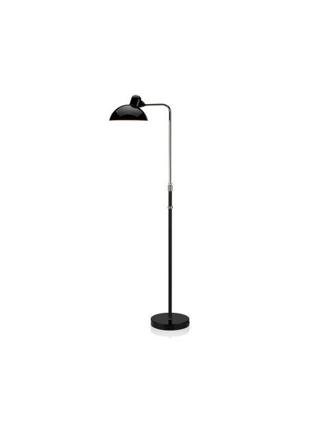 Kaiser-idell-schwarz-F-Stehlampe-Lightyear