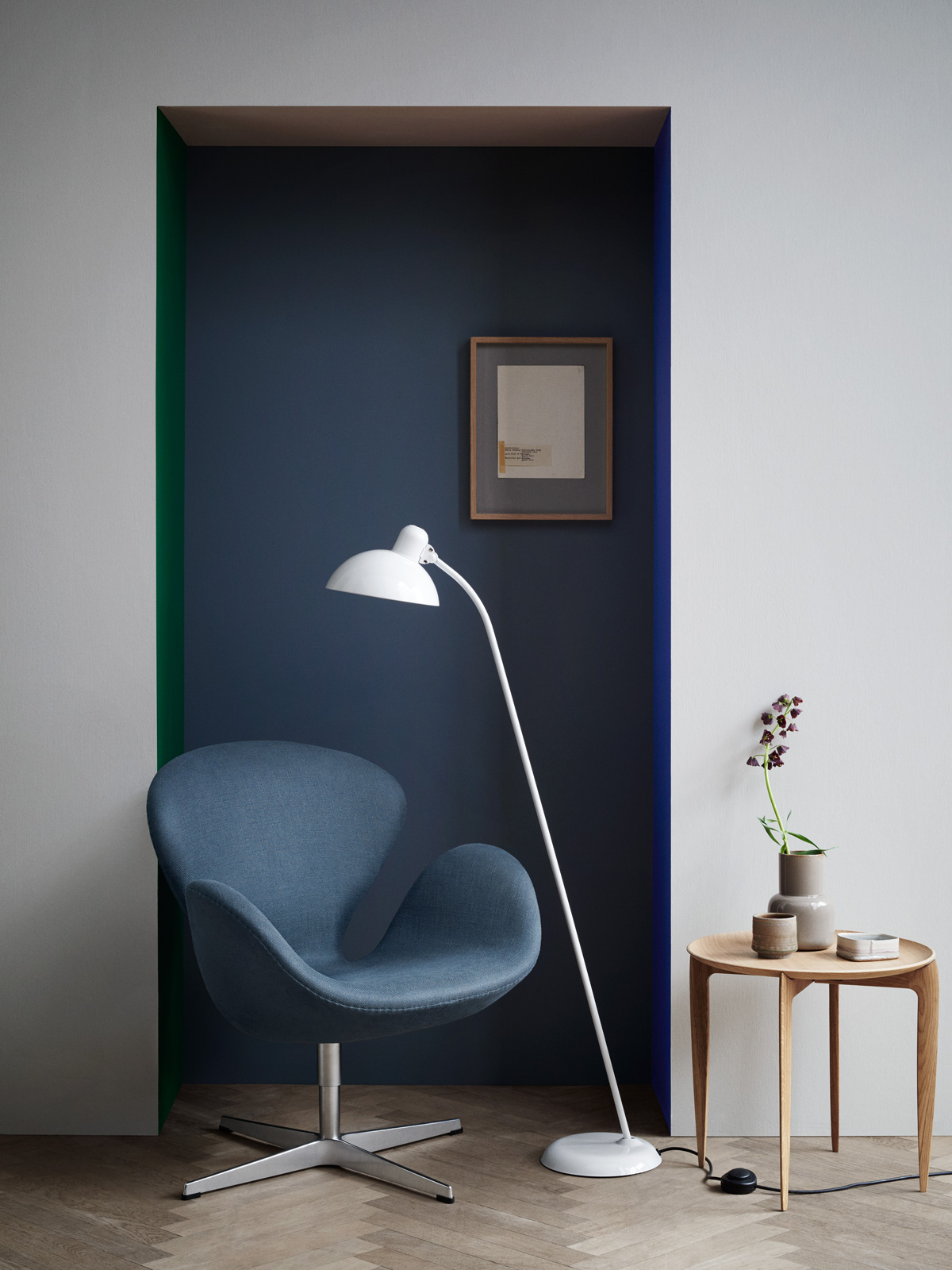 DesignOrt Blog: Neuigkeiten von Lightyears Stehlampe Kaiser Idell Floor