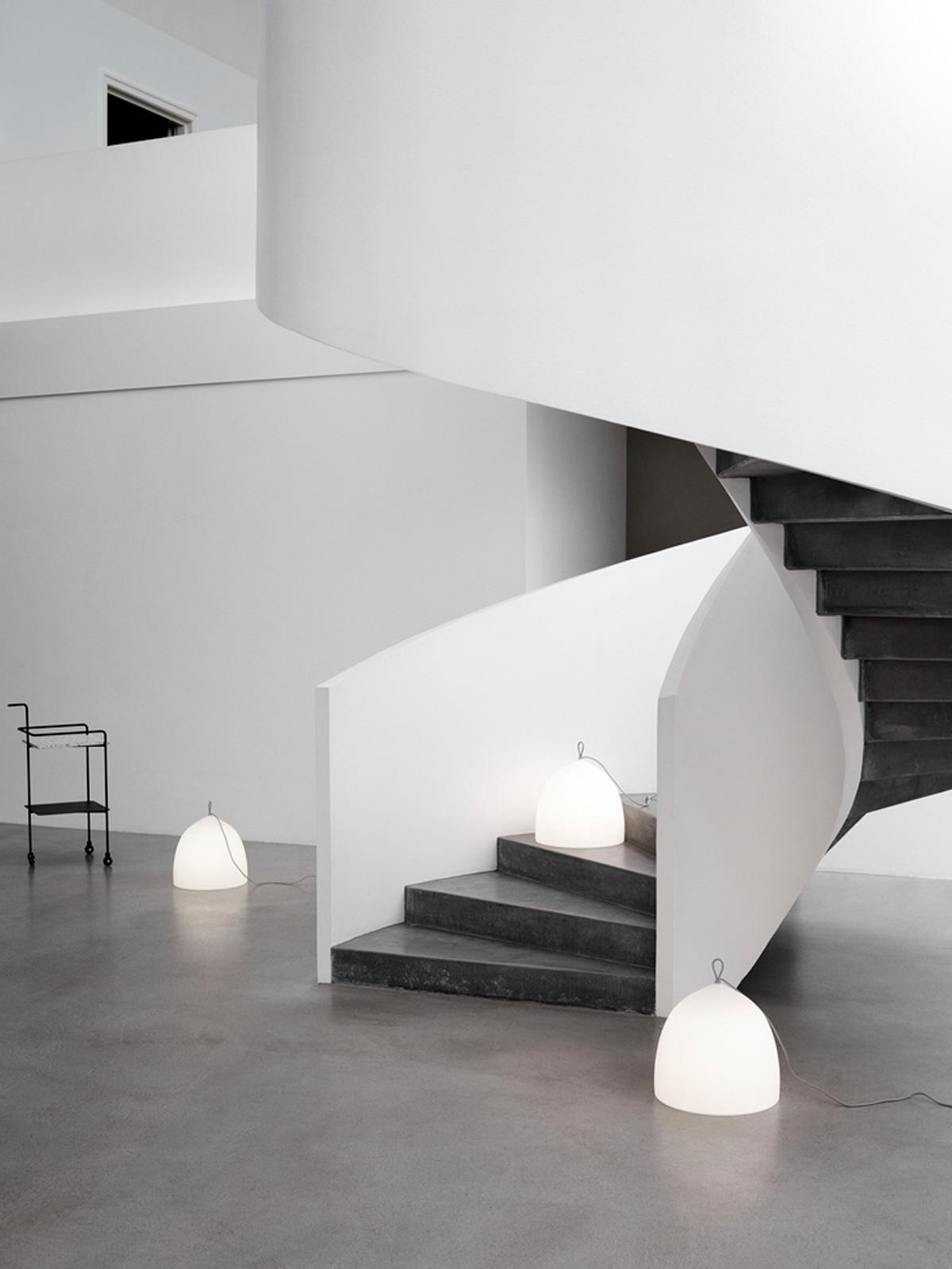 DesignOrt Blog: Neuheiten von Lightyears Stehleuchte Bodenlampe Suspense Nomad