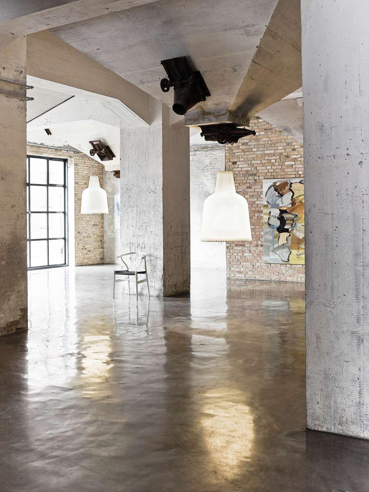 Lampen La Cloche Le Klint Höhe: 88 cm
