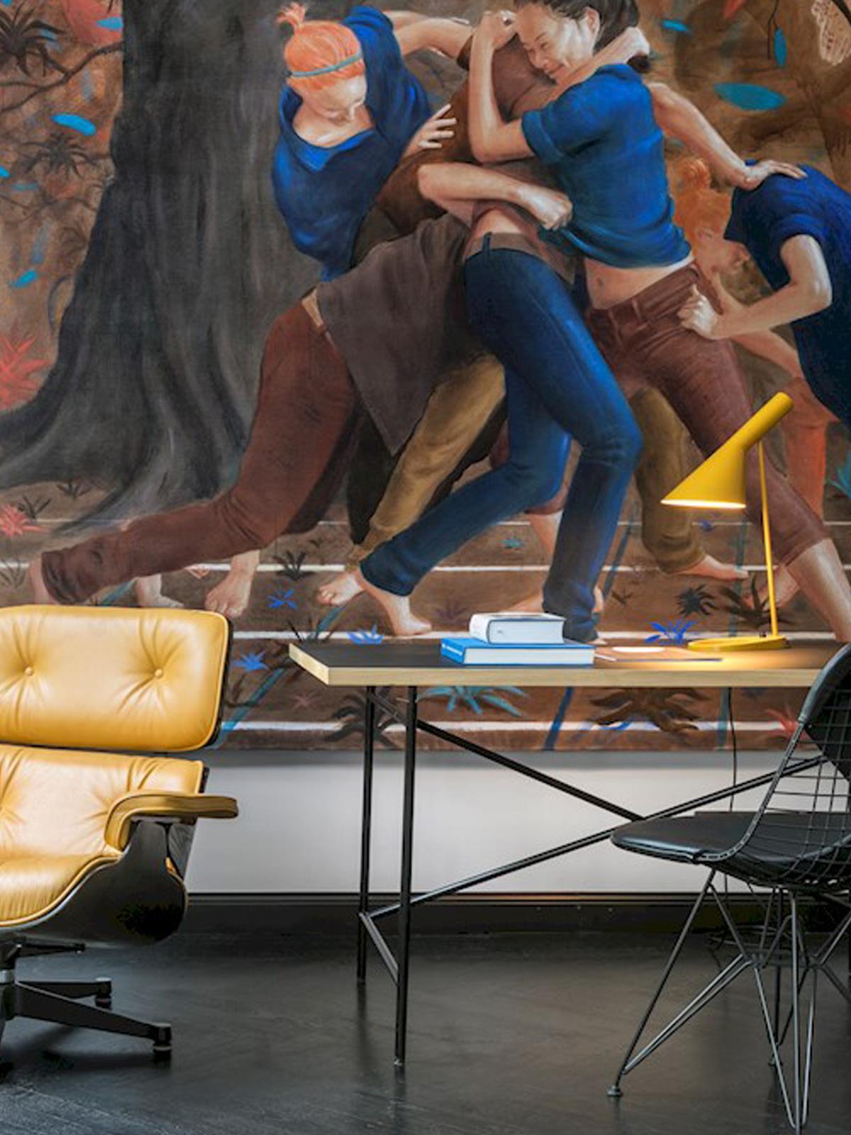 DesignOrt Blog: Designerleuchten in Gelb AJ Tischleuchte von Poulsen