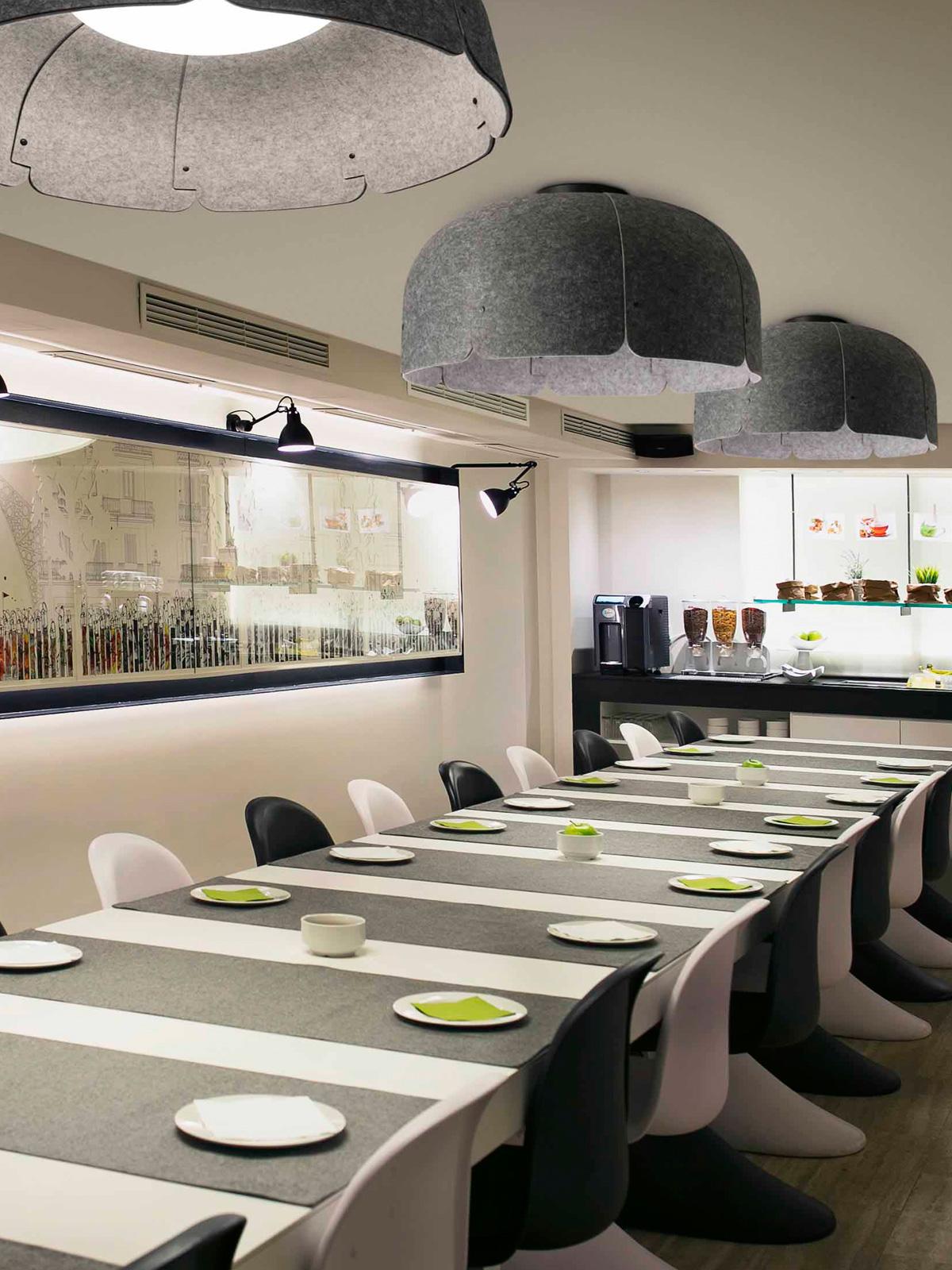 DesignOrt Blog: neue nachhaltige Designerleuchten Mute Faro Barcelona