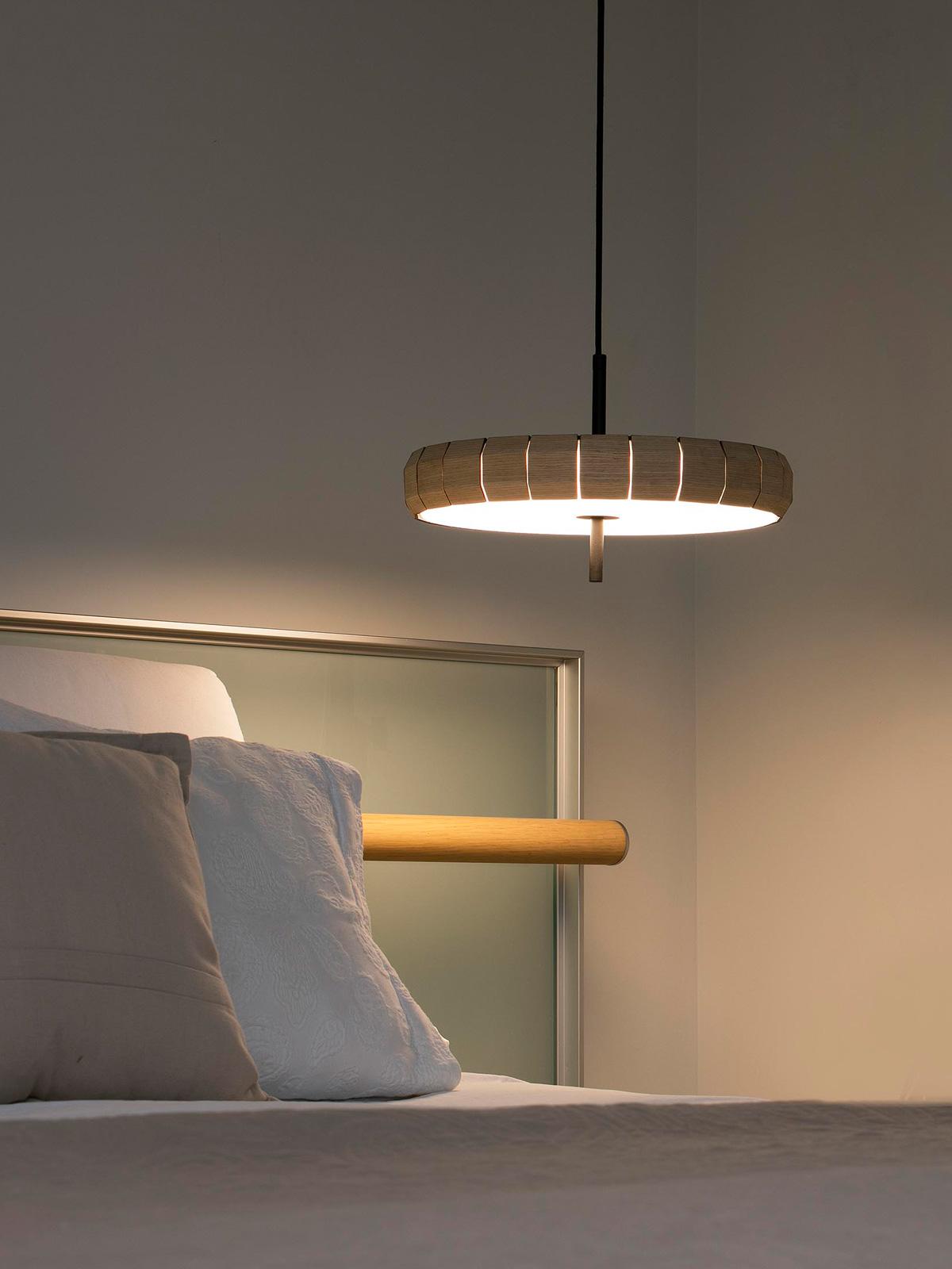 spanische LED Lampe Phill Faro