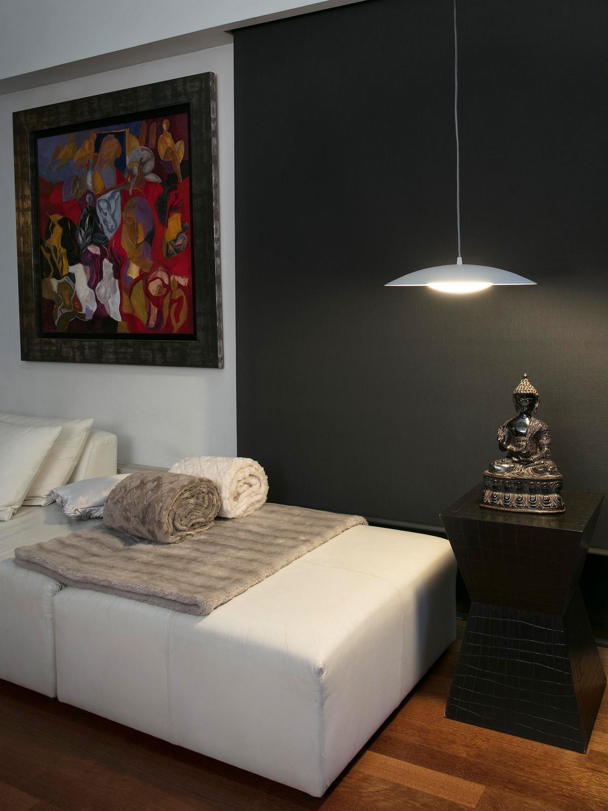 DesignOrt Blog: Multifunktionale Designerleuchten LED Pendelleuchte Slim von Faro Barcelona