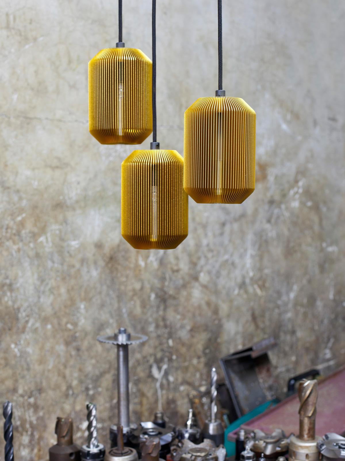 DesignOrt Blog: Messingleuchten Pendel Lampe Joseph eoq innermost
