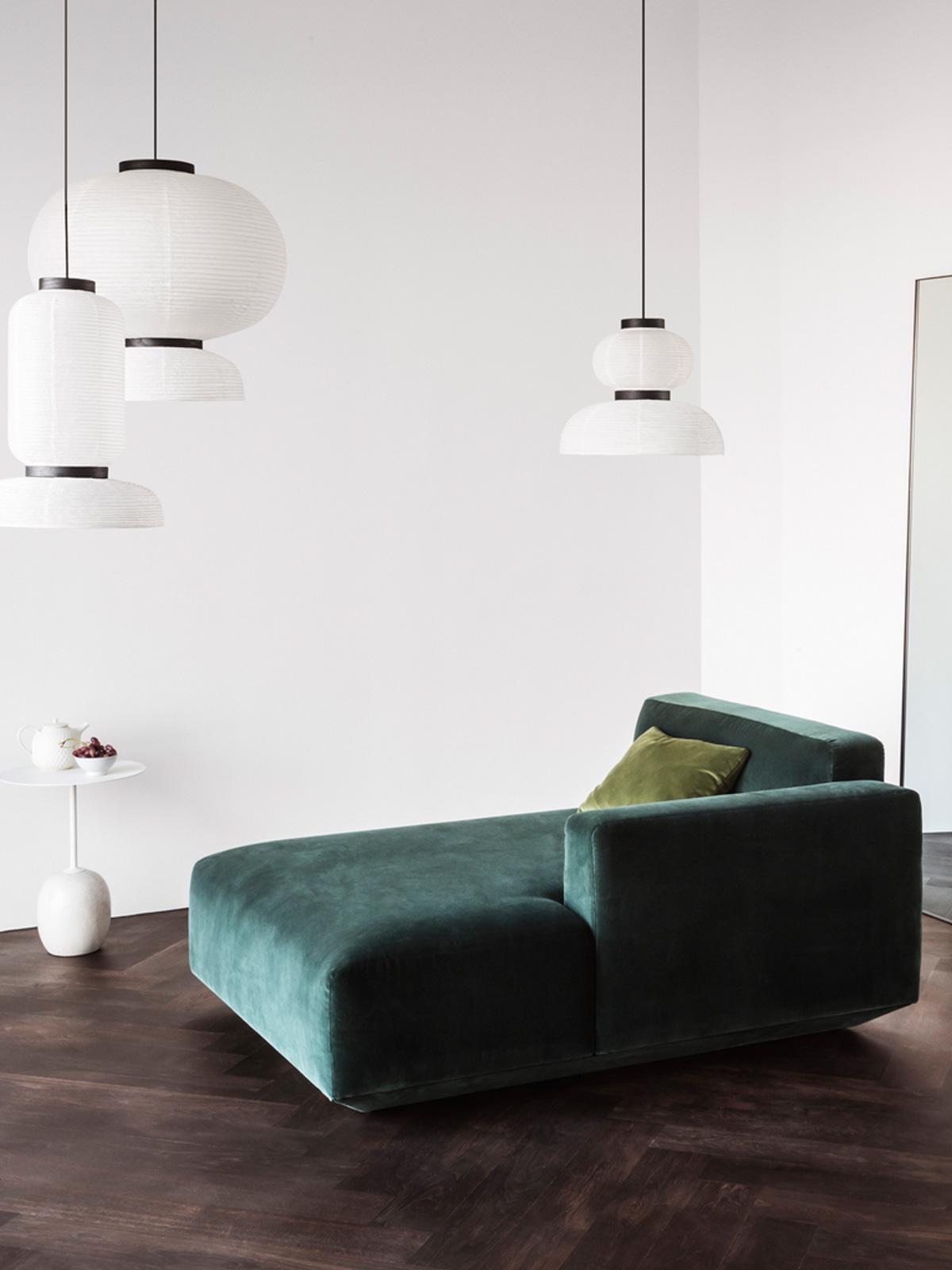 DesignOrt Blog: Die Designwelt von &tradition Pendelleuchten Formakami &tradition