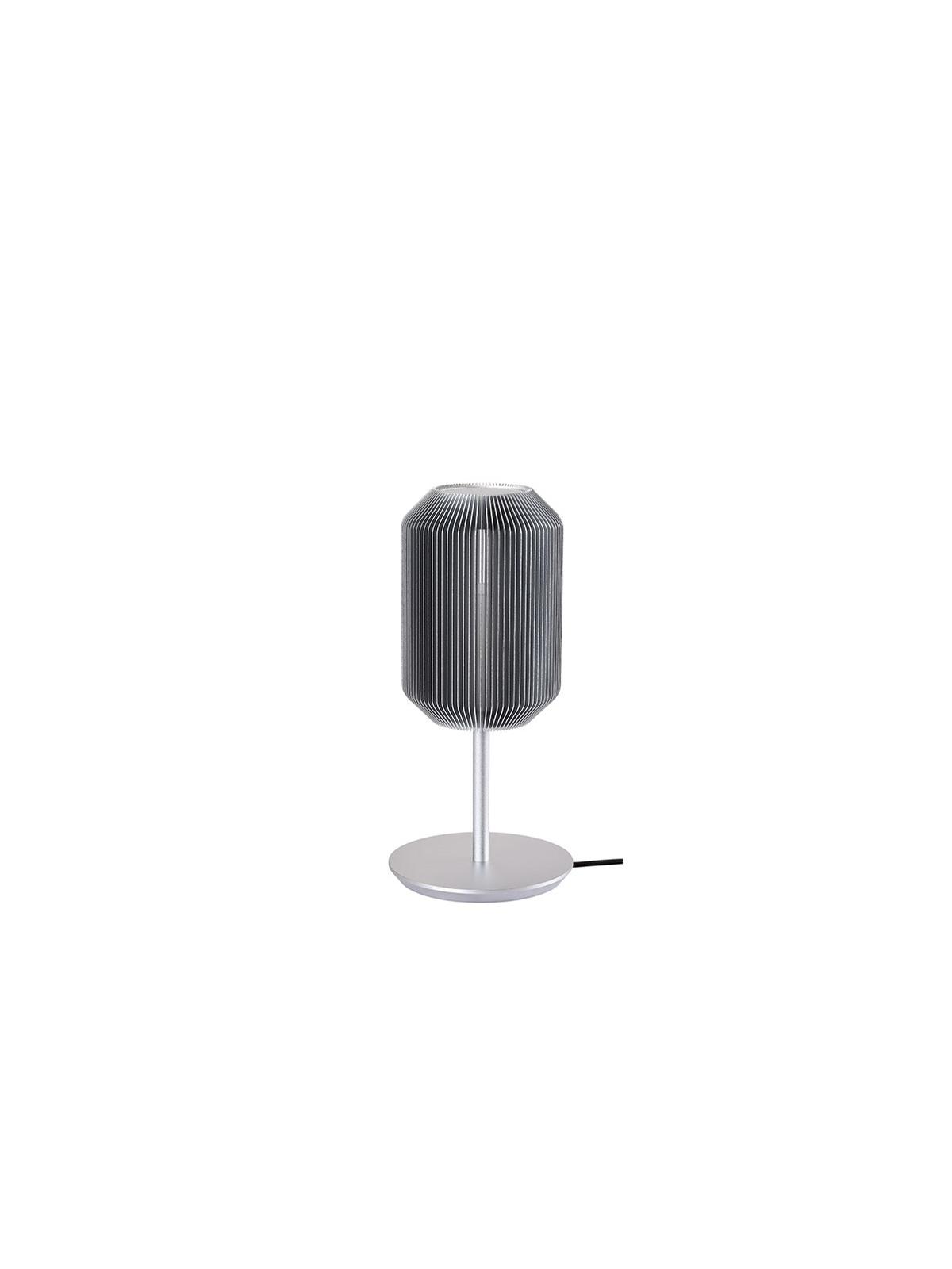Tischlampe Joseph aus Aluminium eoq innermost