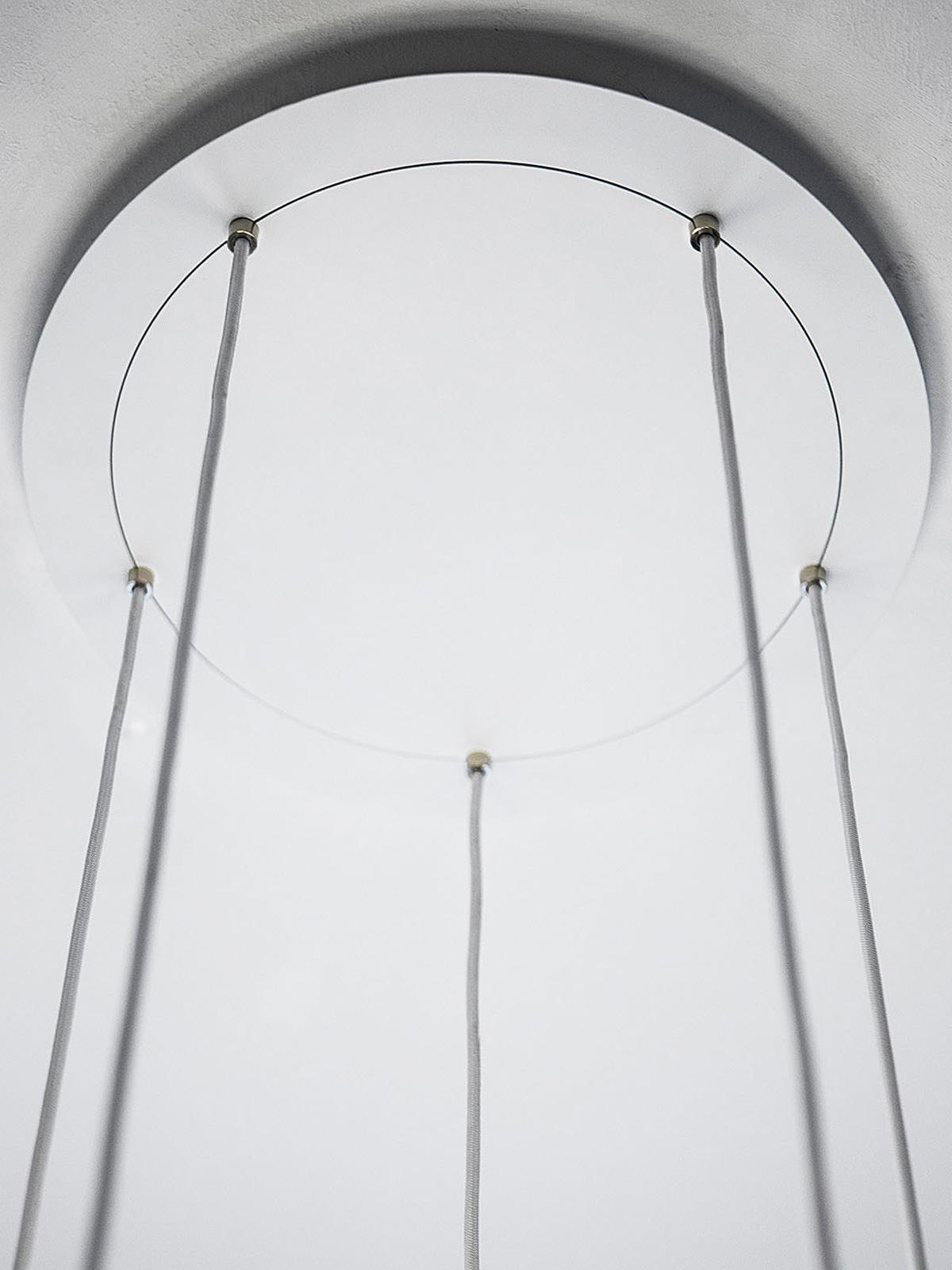 Mehrfachbaldachin für Pearls Chandelier Lüster Formagenda