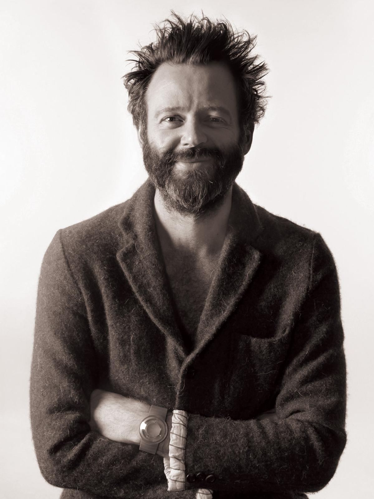 DesignOrt Blog: Designer im Portrait: Michael Young eoq