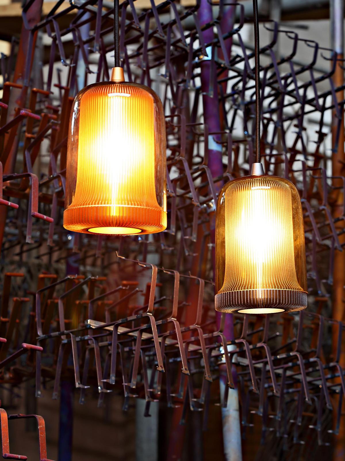 Dub Pendant eoq Fabrik Hongkong by Michael Young