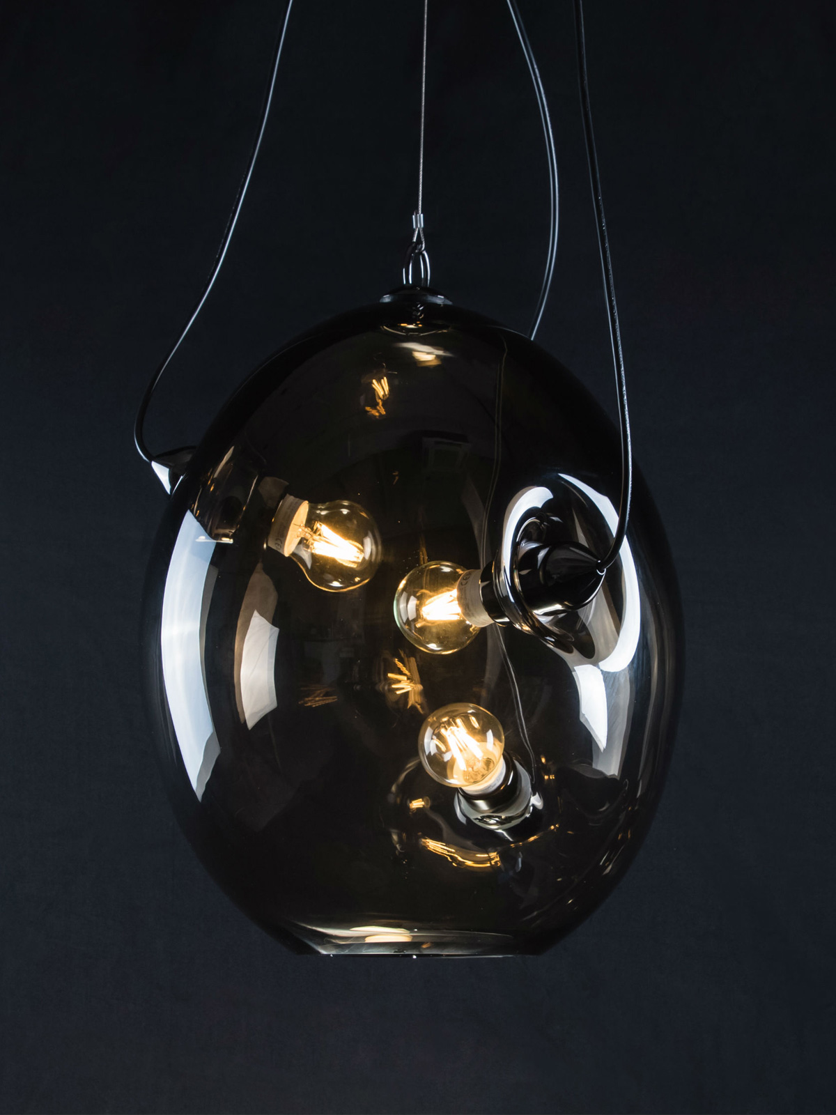 Membrane Glaslampe Innermost