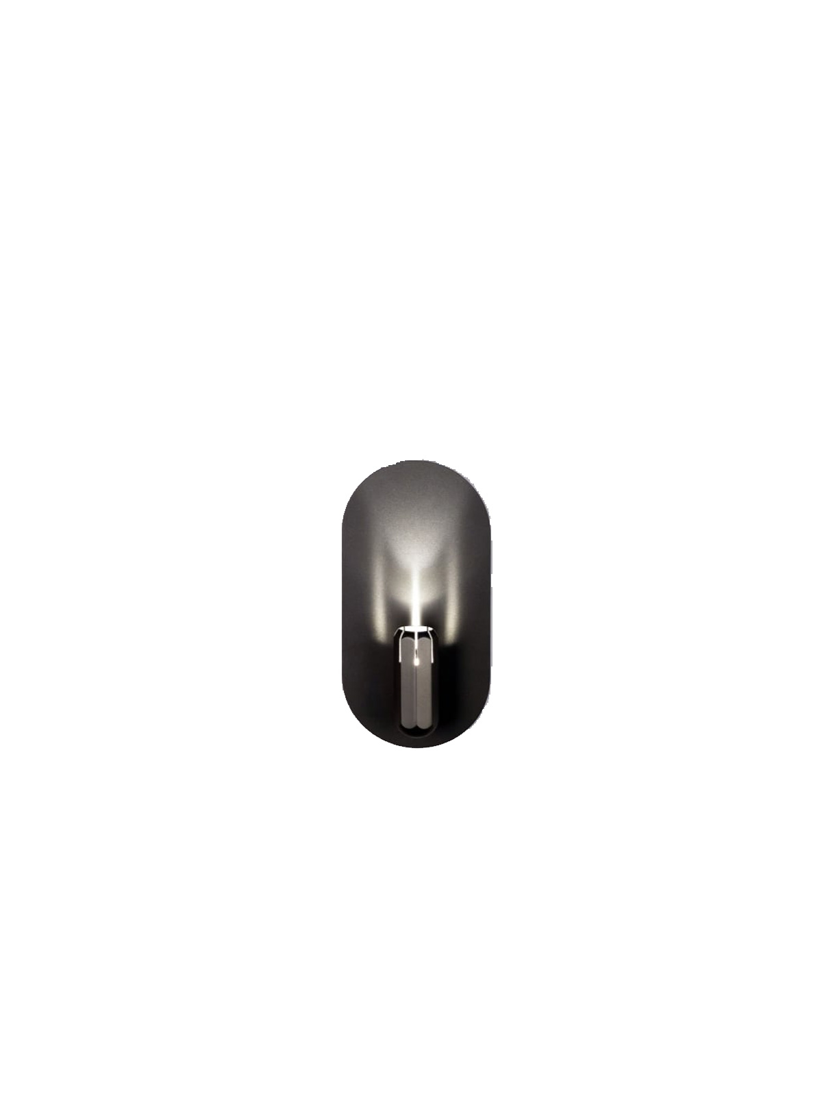 LED Wandlampe Brixton Wall aus Aluminium von Innermost Uplight