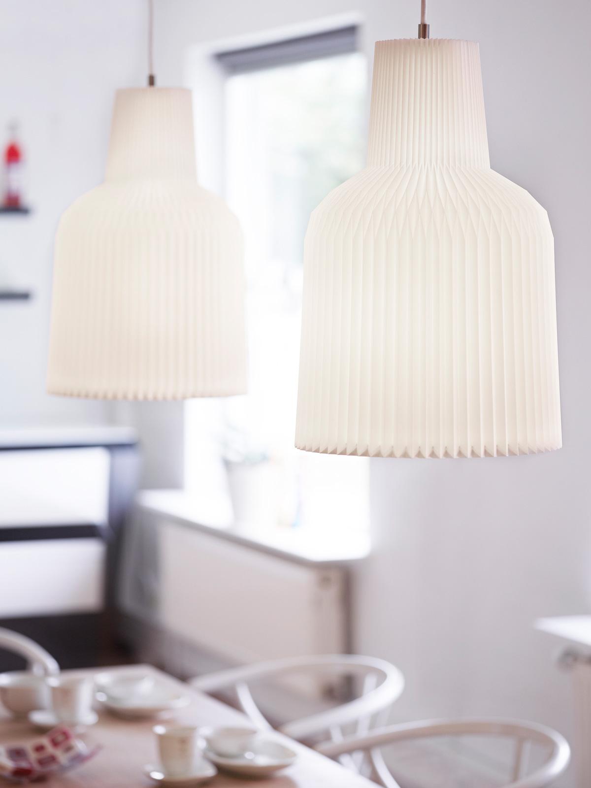 DesignORt Blog: Glockenförmige Leuchten Pendelleuchte La Cloche 145 Le Klint