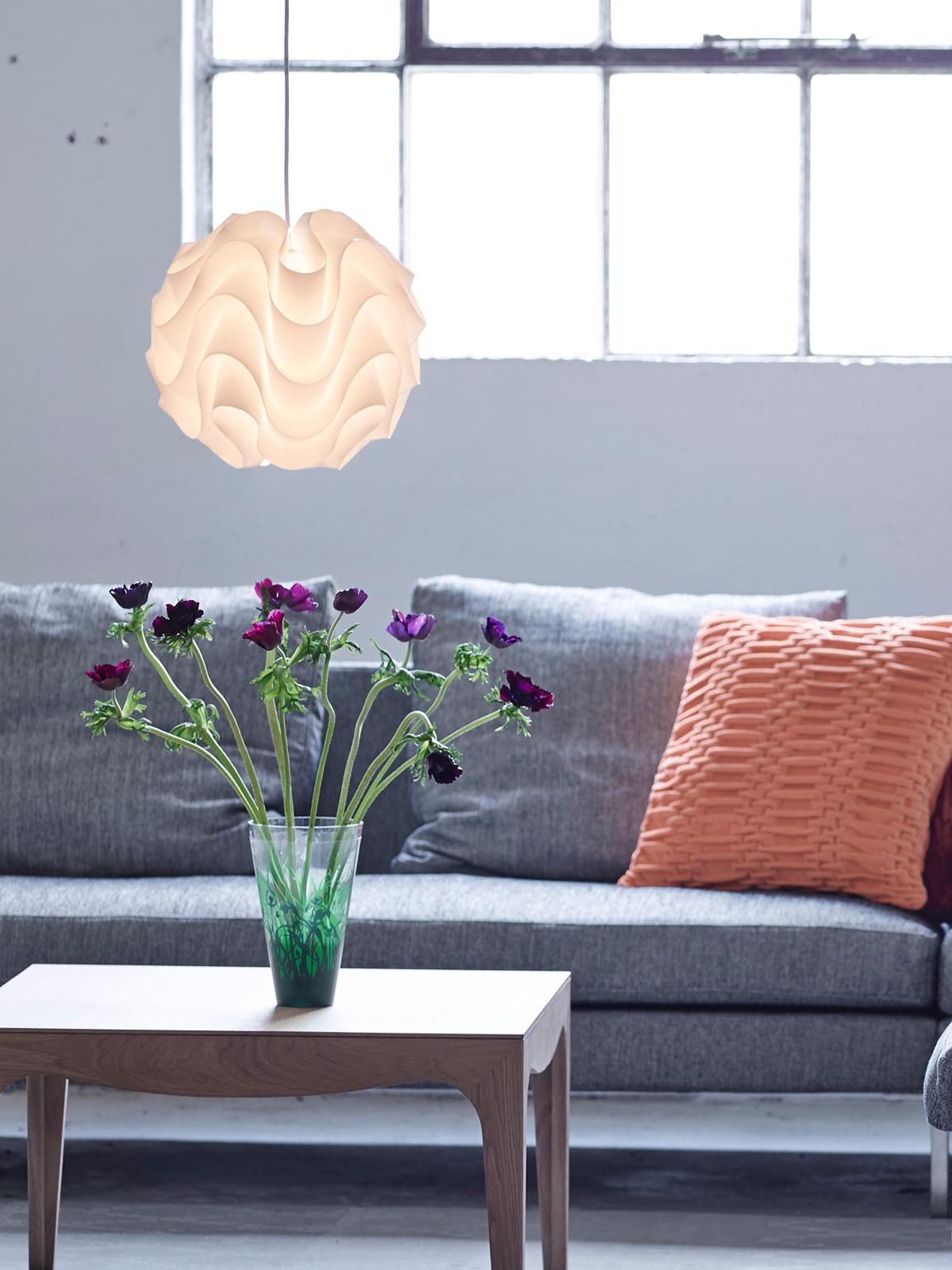 DesignOrt Lampenblog: Kugelige Pendelleuchten 172 Le Klint Classic