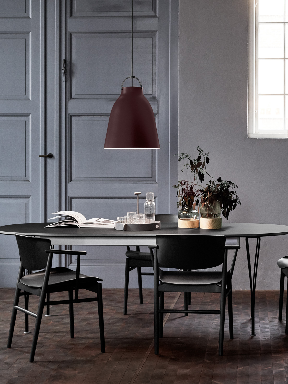 Lightyears Caravaggio matt Republic of Fritz Hansen