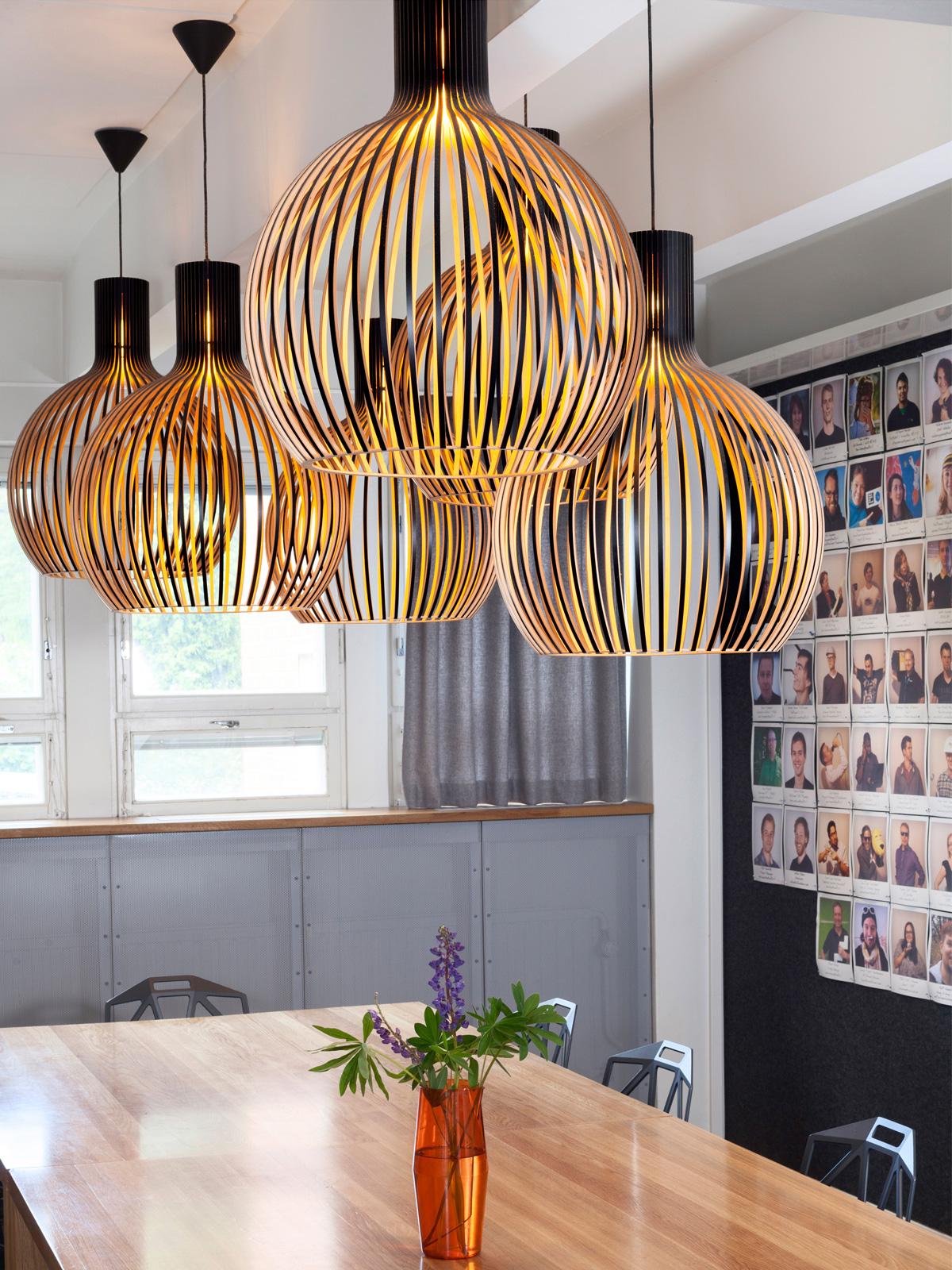 DesignOrt Blog: Beleuchtung für das Home Office Secto Octo 4240