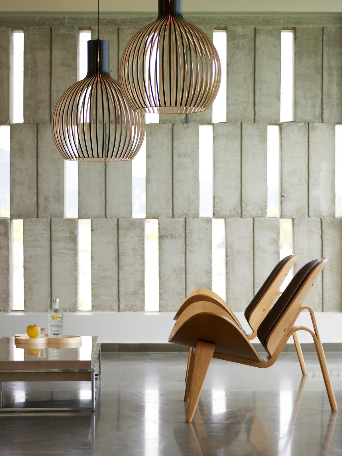 DesignOrt Lampen Blog Secto Octo 4240 Zwiebellampe aus nachhaltiger Forstwirtschaft