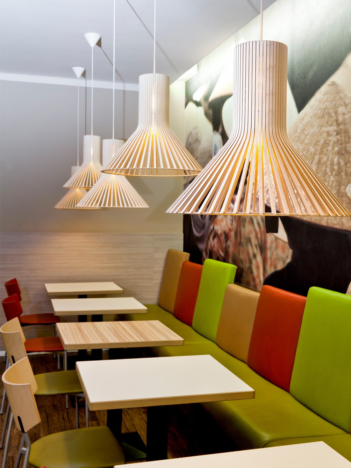 Secto Puncto 4203 Pendelleuchte von Secto Design aus nachhaltiger Forstwirtschaft