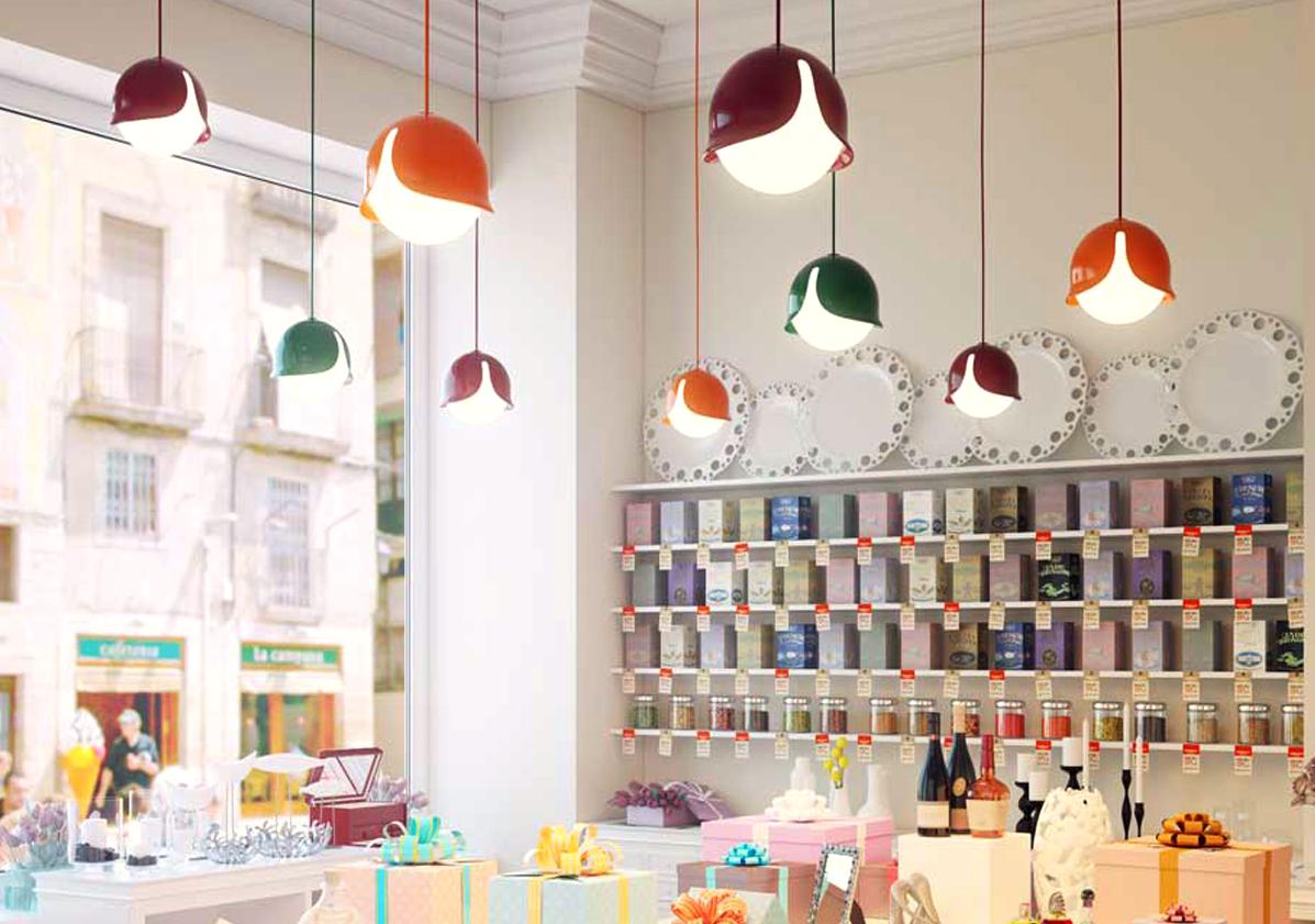 DesignOrt Blog: Lampen & Leuchten für die Gastronomie von Innermost