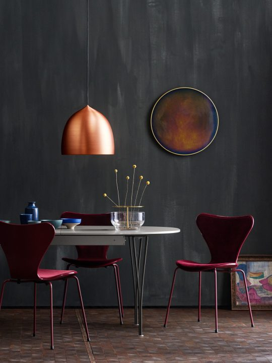Suspence Copper Lampe Lightyears Republic of Fritz Hansen