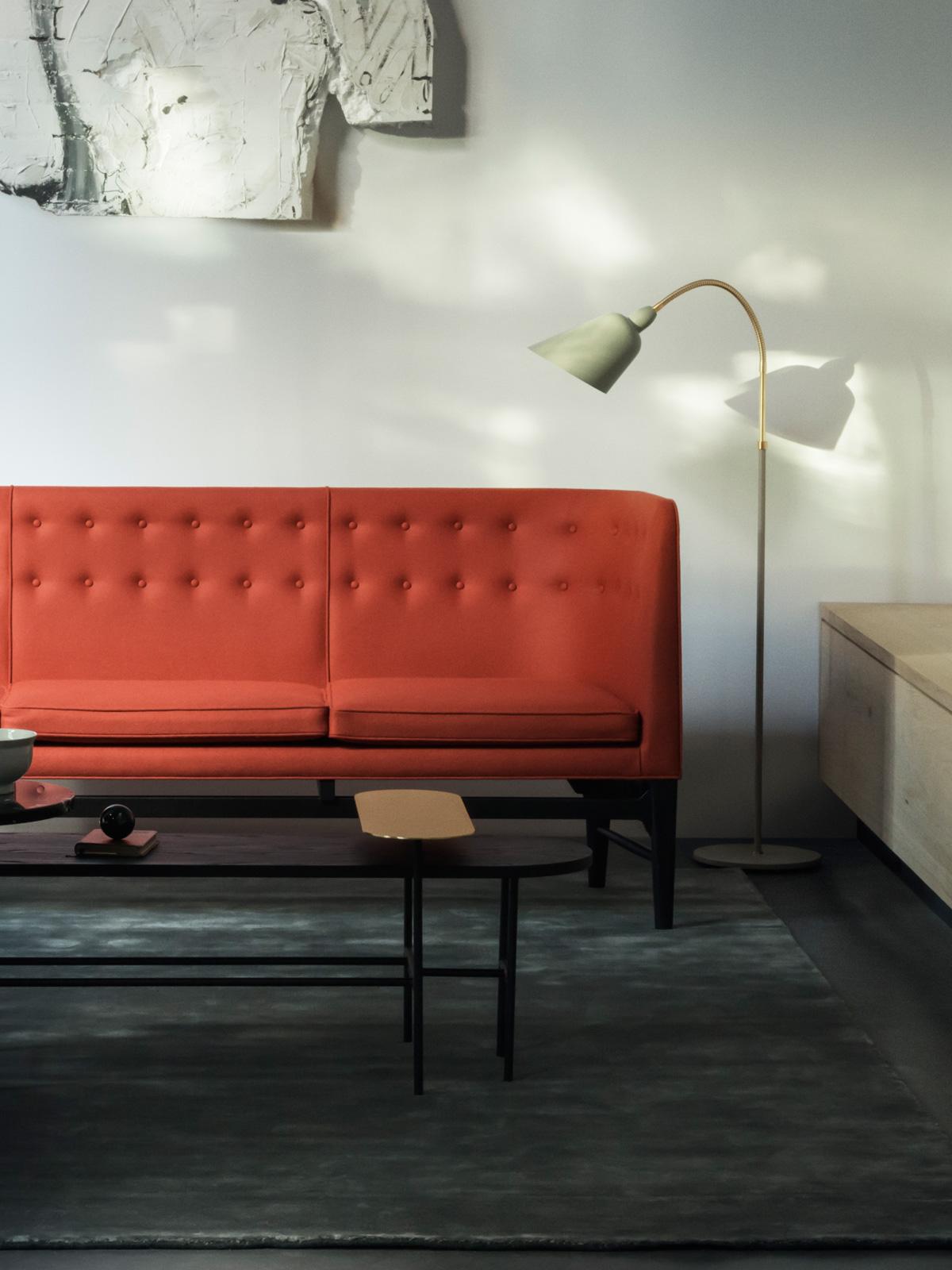 DesignOrt Blog: Die Designwelt von &tradition Bellevue AJ7 Stehleuchte &tradition