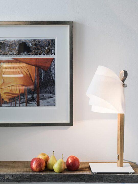 Tischlampe Fläks von Domus Licht
