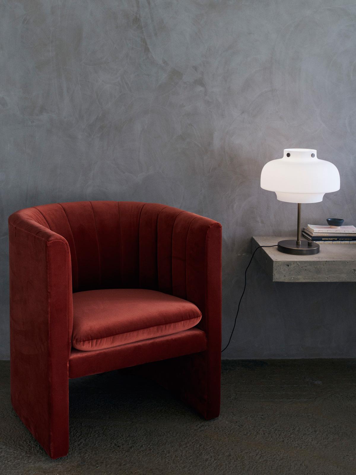 DesignOrt Blog: Die Designwelt von &tradition Tischlampe Copenhagen W &tradition