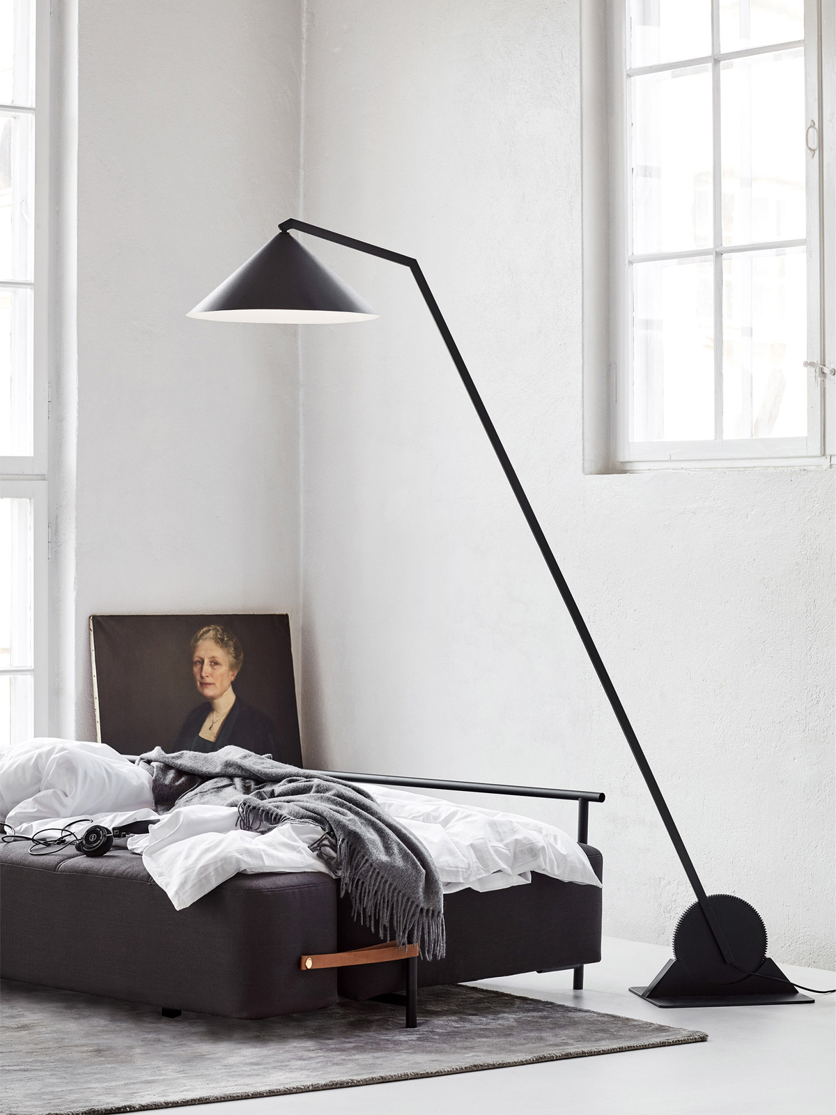 DesignOrt Blog: Grafische Designerleuchten Northern Lighting Gear Floor