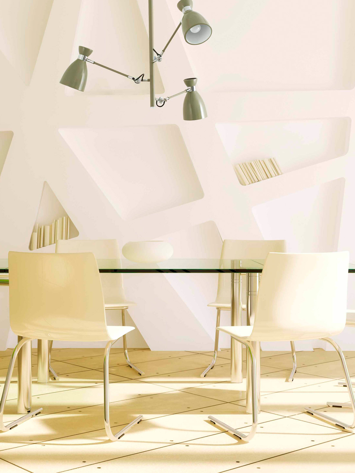 Designerleuchte Retro von Faro Barcelona