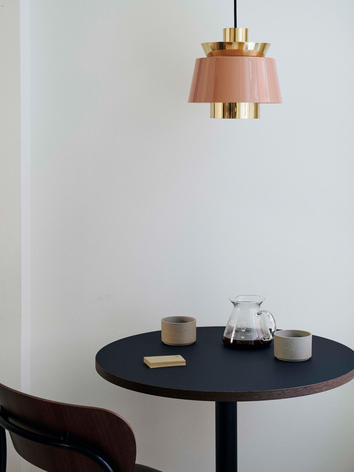 &tradition Utzon Pendelleuchte Hängelampe skandinavisch Design Klassiker Lampe skandinavisch