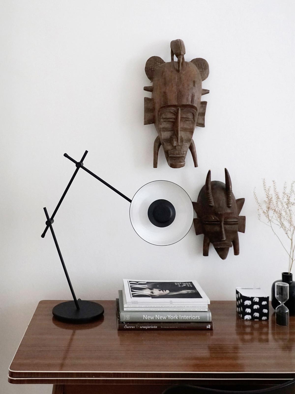 DesignOrt Blog: Eine Lampenfamilie stellt sich vor Tischleuchte von Grupa Products