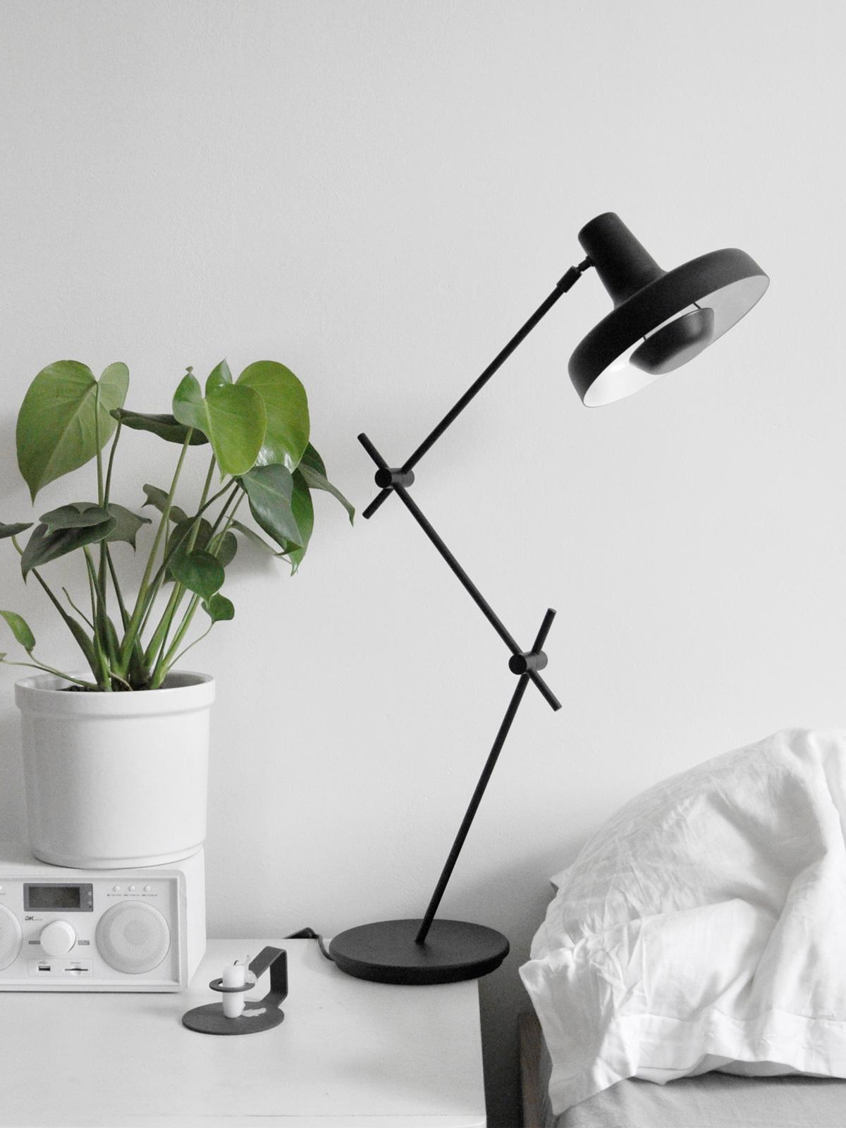 DesignOrt Blog: Jahresrückblick 2018 Tisch Lampe Arigato Grupa Products