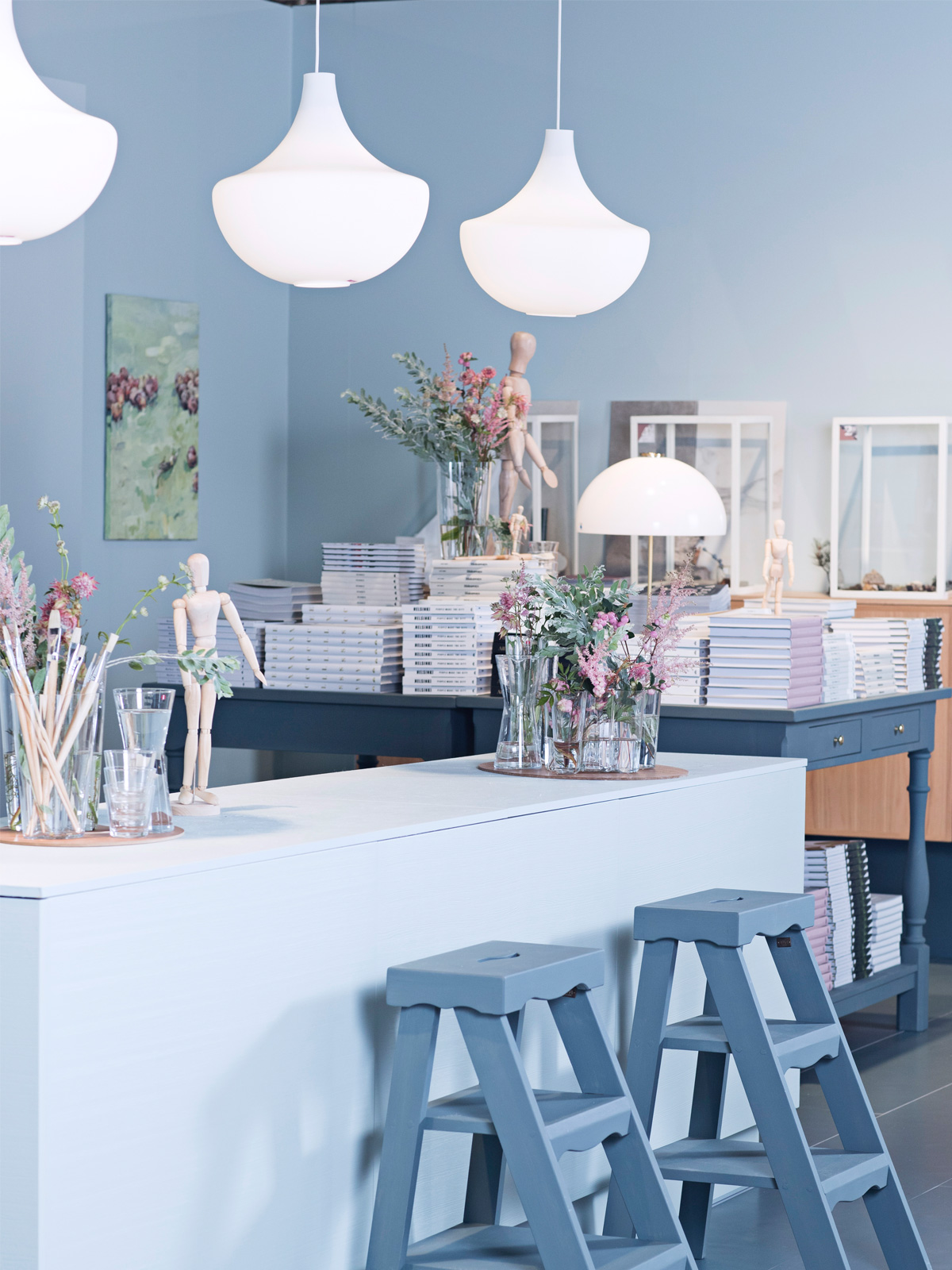 DesignOrt Blog: Innolux Belle Lampe finnischer Design Klassiker