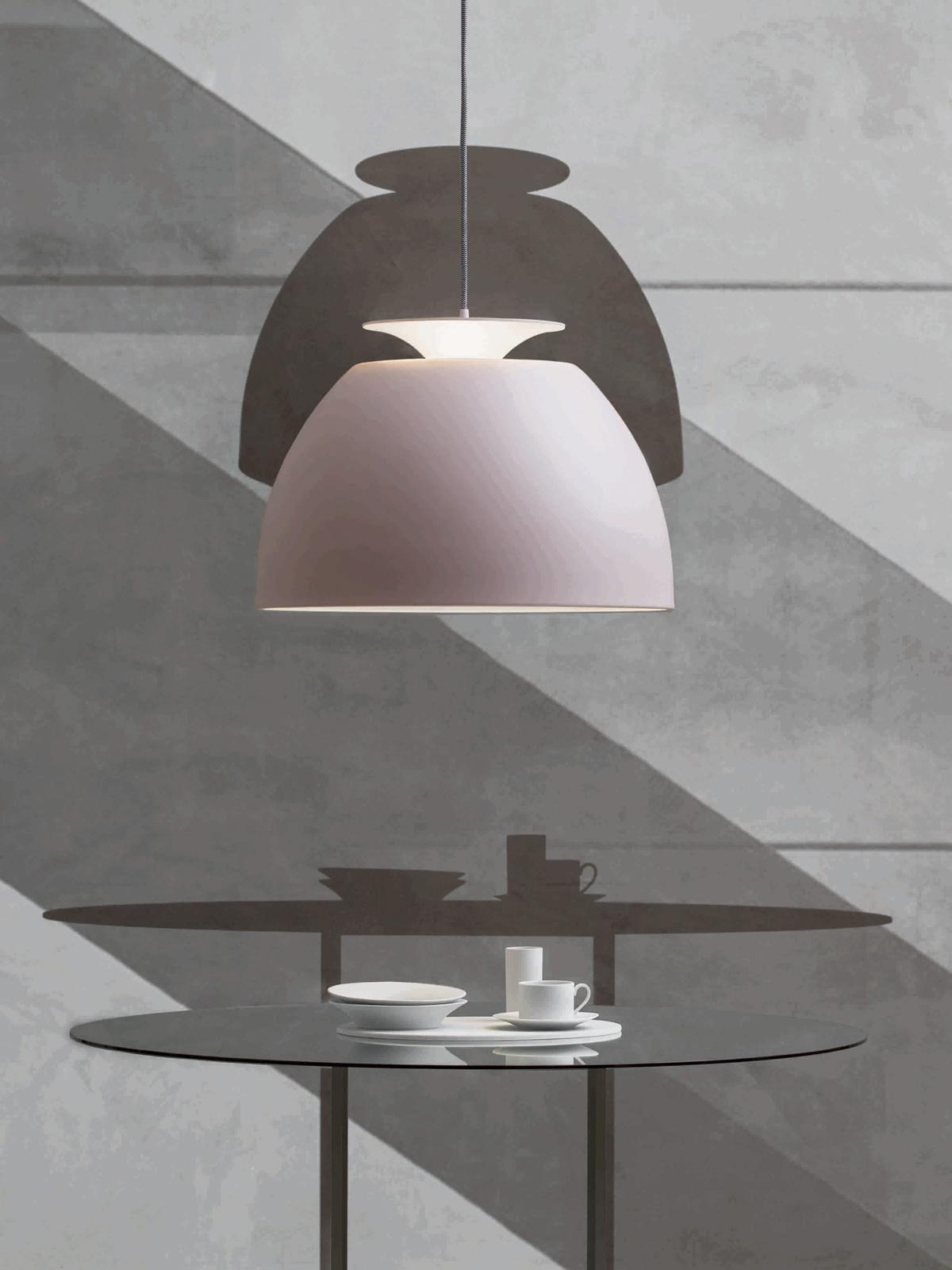 DesignOrt Blog: Farbenfrohe Leuchten Bossa Designerleuchte Lumini