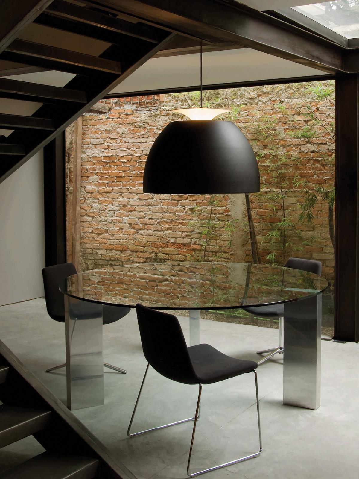 DesignOrt Blog: Trend: Schwarze Leuchten Bossa Designerleuchte Lumini