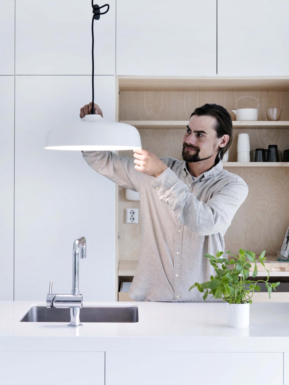 DesignOrt Blog: Innolux Candeio Air Tageslichtlampe