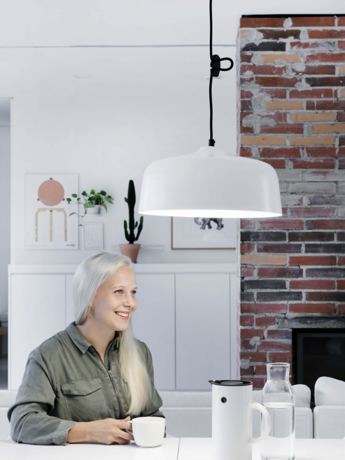 DesignOrt Blog: Die Designwelt von Innolux Tageslicht Candeo Haengelampe