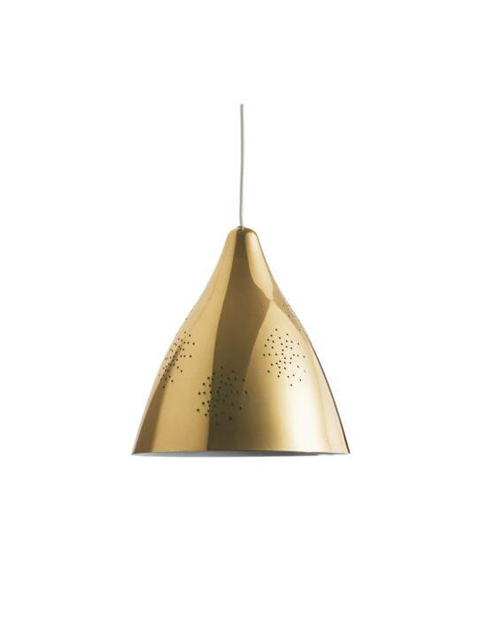 Innolux Leuchte Lisa Pendelleuchte Messing skandinavisch Designort