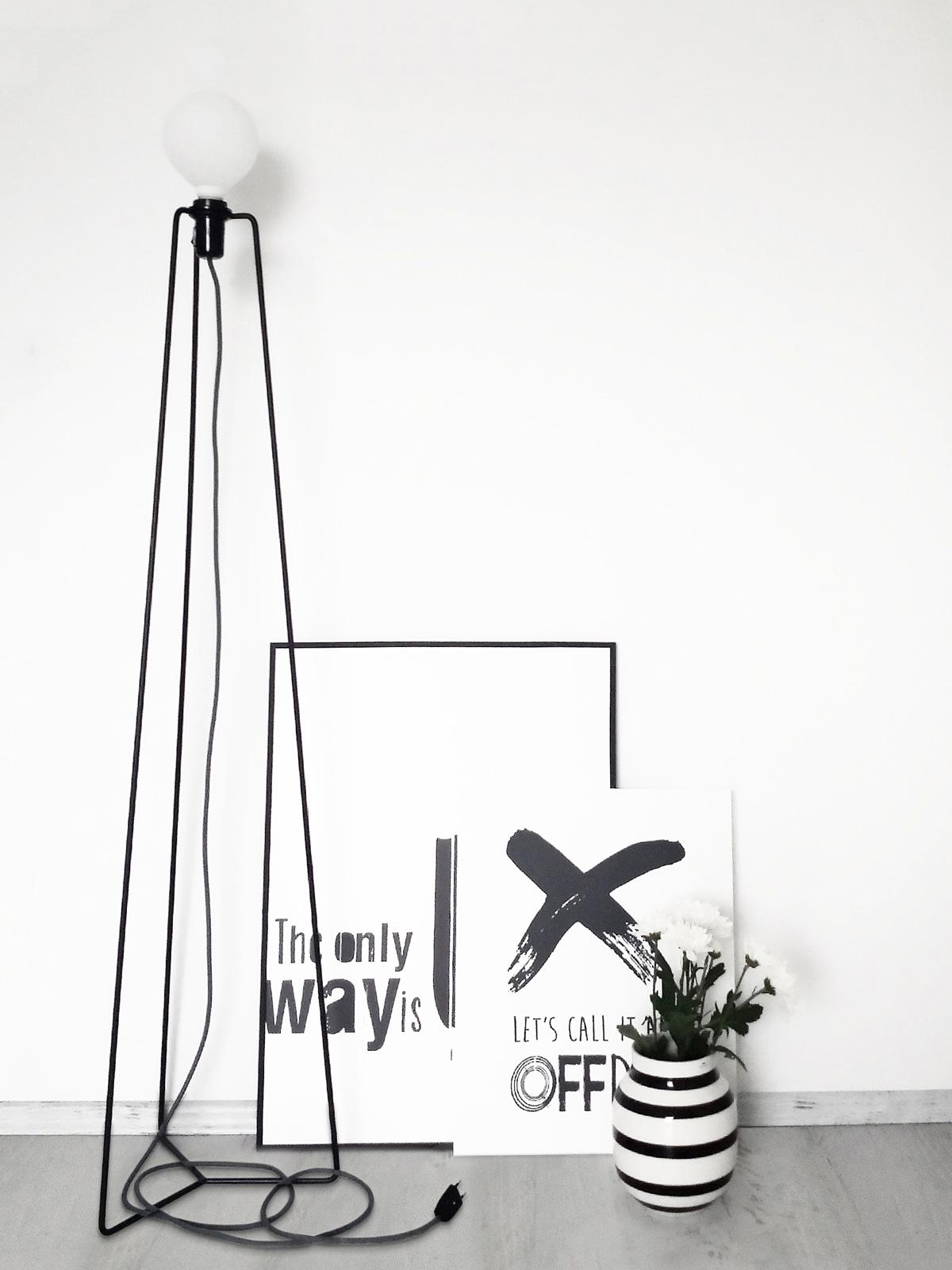 Stehleuchte Grupa Products Model Designerlampe DesignOrt