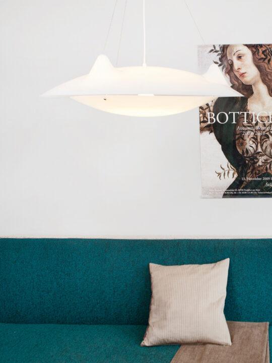 DesignOrt Blog Innolux Designerleuchte Tripoli von Eero Aarnio