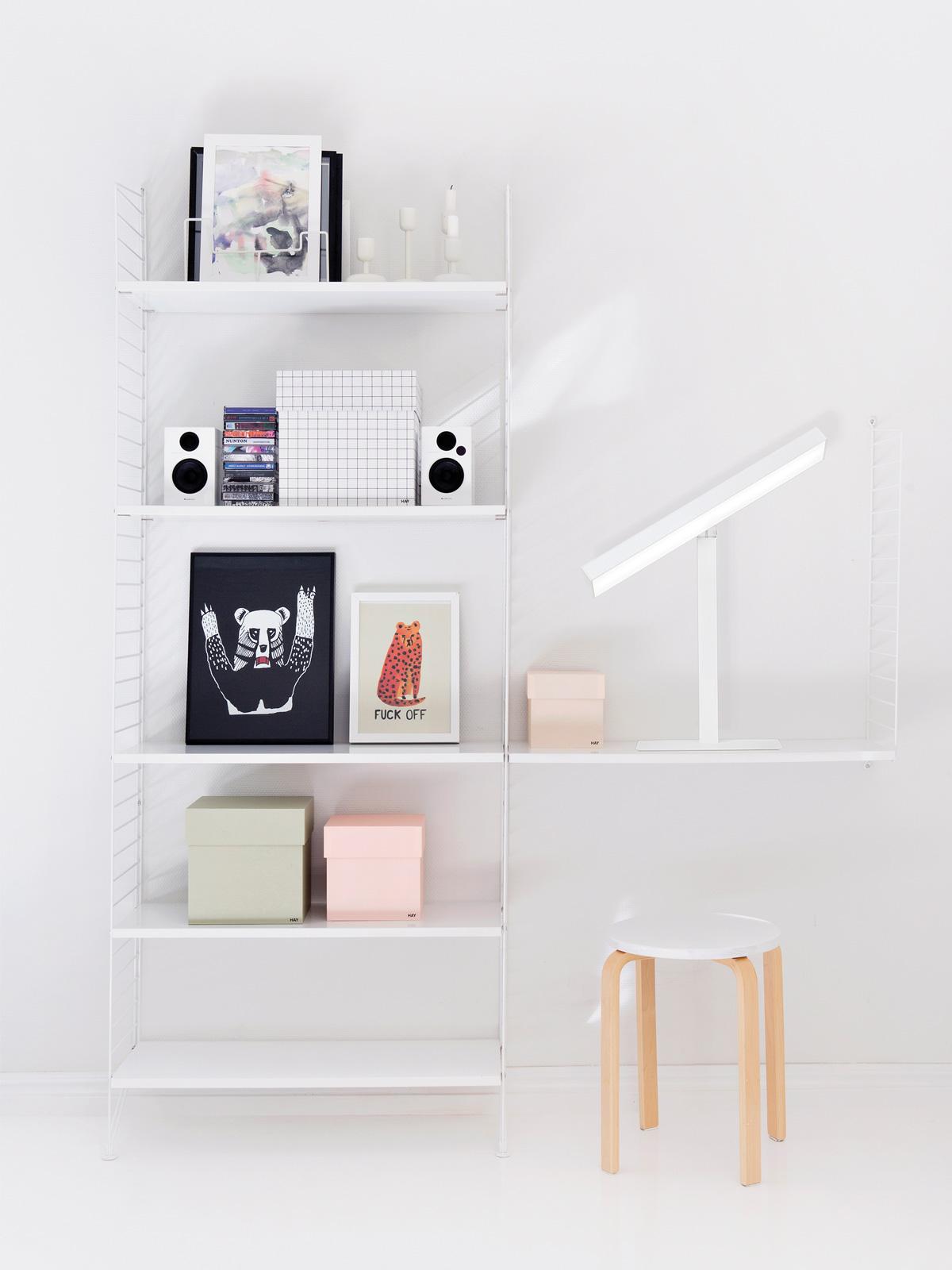 DesignOrt Blog Innolux Valovoima Schreibtischleuchte und Tageslichtlampe in einem